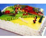Micky-Minnie Cake