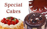 Special Cakes to India